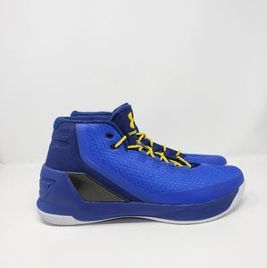 NEW UNDER ARMOUR SC 3 ZERO BASKETBALL SHOE MENS SI